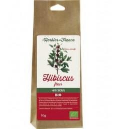 Hibiscus 50g Herbier De France