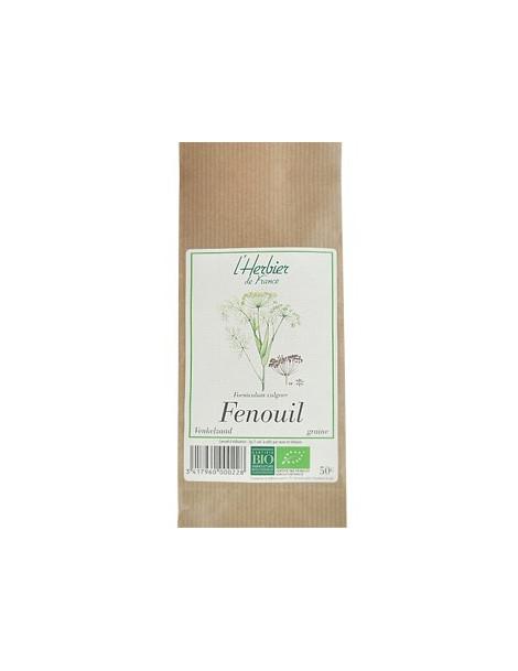 Fenouil graines 50g Herbier De France