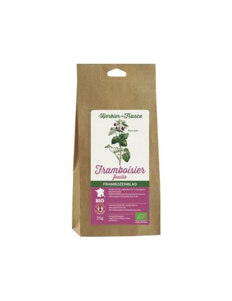 Framboisier feuille 25g Herbier De France