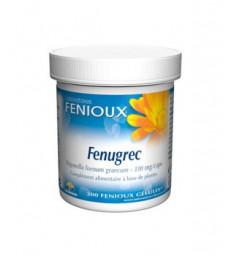 Fenugrec 200 Gélules Laboratoires Fenioux