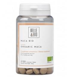 Maca bio 120 comprimés Belle et Bio