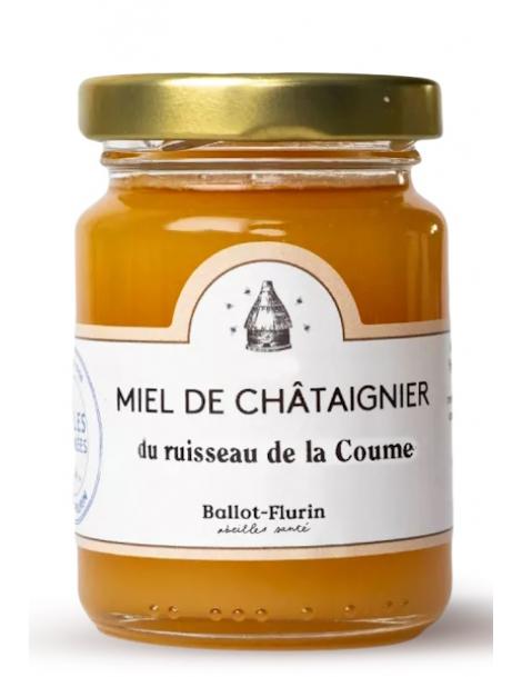 Miel de Châtaignier bio 125g