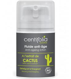 Fluide anti âge Défatiguant Energisant à l'extrait de Cactus 50ml