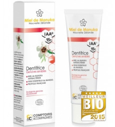 Dentifrice Gencives Sensibles Miel de Manuka IAA15 75ml
