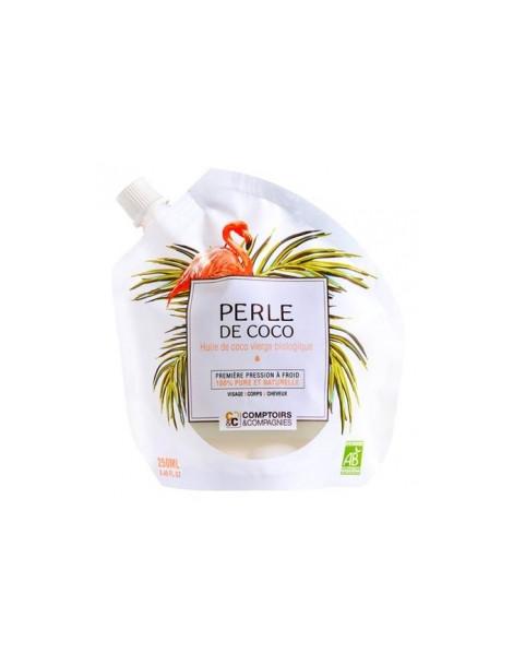 PERLE DE COCO Huile de coco vierge biologique 250ml