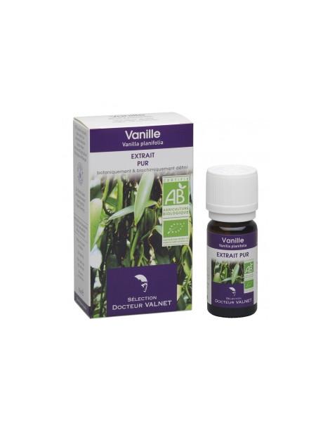 Huile essentielle Vanille bourbon 10ml Dr Valnet Herboristerie de paris
