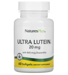 Ultra lutéine 60 capsules Nature's Plus