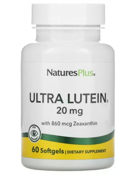 Ultra lutéine 60 capsules