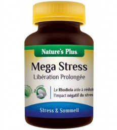 Mega Stress 30 comprimés Nature's Plus