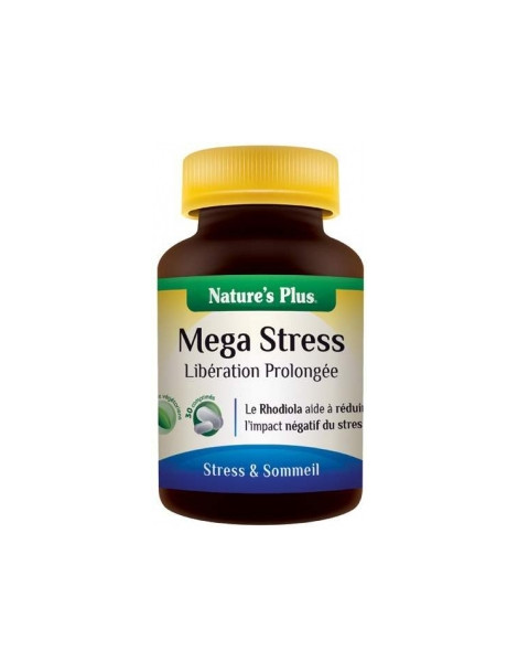 Mega Stress 30 comprimés
