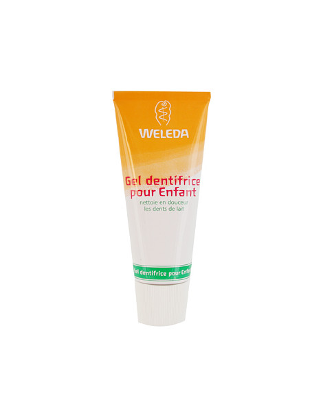 Gel dentifrice enfant dents de lait 50ml