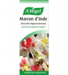 Marron d'Inde Extrait liquide Flacon compte gouttes 50ml A. Vogel