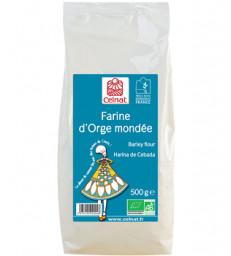 Farine d'Orge mondée 500g Celnat