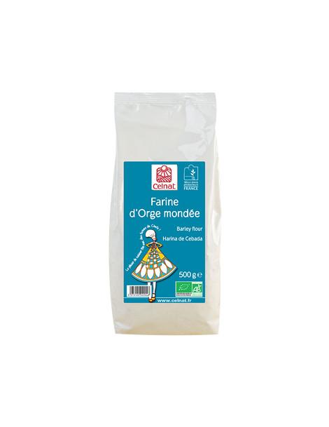 Farine d'Orge mondée 500g
