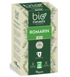 Infusion Romarin bio 20 sachets filtre Bio Conseils