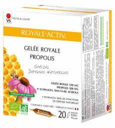 Royale'activ 20 ampoules de 10 ml Vecteur Santé