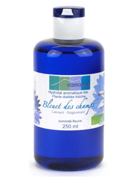 Eau Florale de Bleuet  bio 250 ml Essenciagua - eau florale bio pour les yeux
