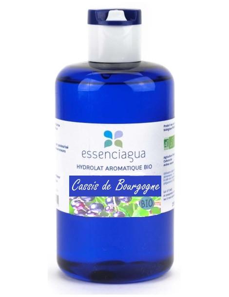 Eau Florale de Cassis de Bourgogne bio 250 ml Essenciagua - Herboristerie de Paris