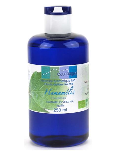 Eau Florale d'Hamamelis bio 250 ml Essenciagua - eau florale bio herboristerie de paris