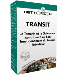 Transit 60 comprimés Diet Horizon