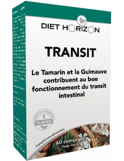 Transit 60 comprimés Diet Horizon Herboristerie de paris