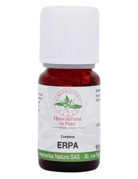 Complexe d'huiles essentielles ERPA 10ml - Herboristerie de Paris bouton de fièvre