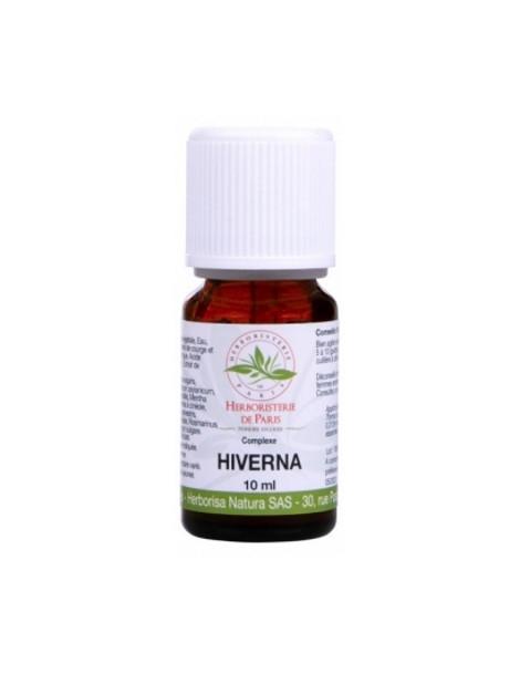 Complexe d'huiles essentielles HIVERNA 10ml - Herboristerie de Paris