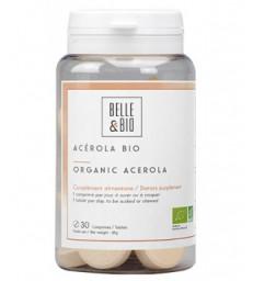 Acérola Bio 30 comprimés 64g Belle et Bio