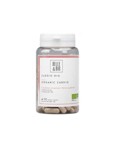 Cardio bio 120 gélules Belle et Bio