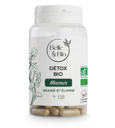 Detox bio 120 gélules Belle et Bio