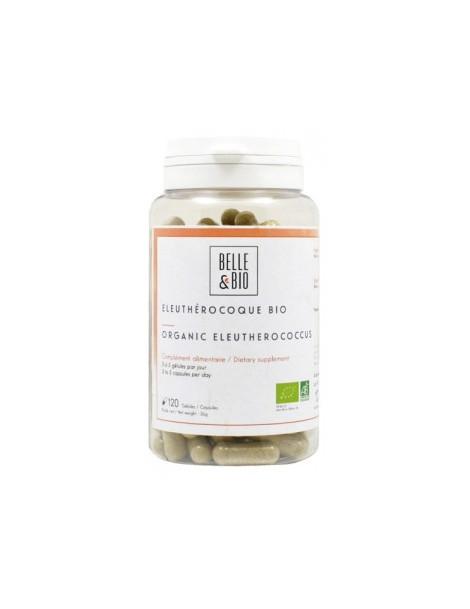 Eleutherocoque bio 120 gélules Belle et Bio