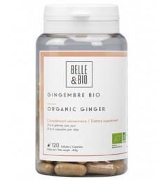 Gingembre bio 120 gélules Belle et Bio