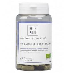 Ginseng rouge bio 120 gélules Belle et Bio