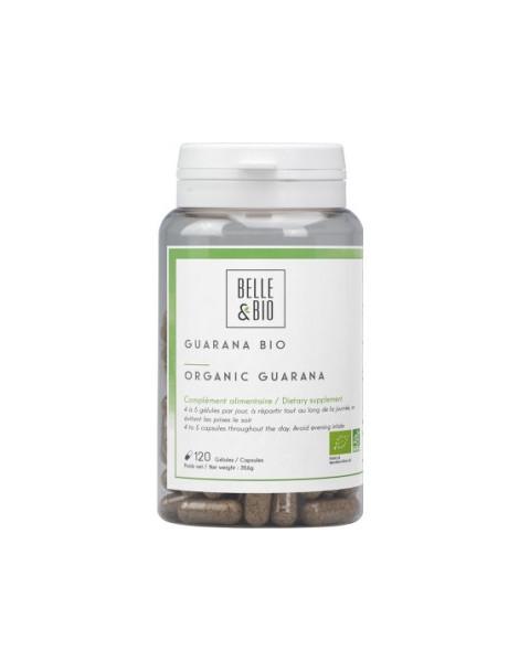 Guarana 120 gélules Belle et Bio