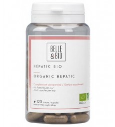Hepatic bio 120 gélules Belle et Bio