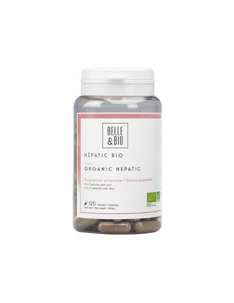 Hepatic bio 120 gélules