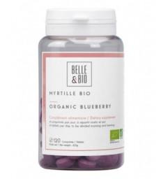 Myrtille baie bio 120 comprimés Belle et Bio