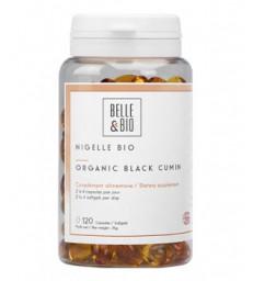 Nigelle bio 120 capsules Belle et Bio