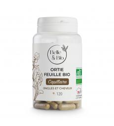 Ortie feuilles bio 120 gélules Belle et Bio