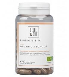Propolis bio 120 gélules Belle et Bio