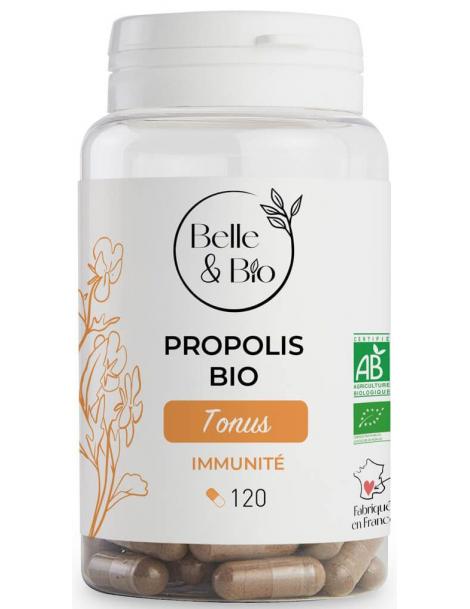 Propolis bio 120 gélules