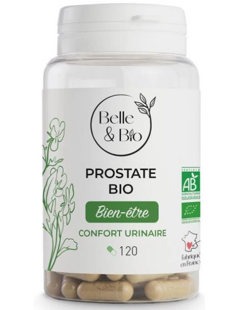 Prostate bio 120 gélules Belle et Bio