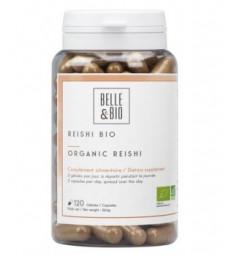Reishi bio 120 gélules Belle et Bio
