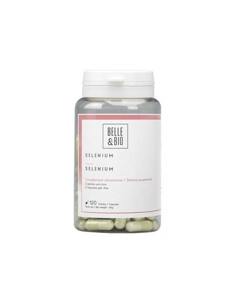 Selenium naturel 120 gélules Belle et Bio