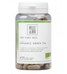 Thé vert bio 120 gélules Belle et Bio