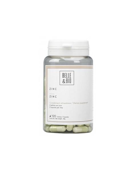 Zinc 120 gélules Belle et Bio