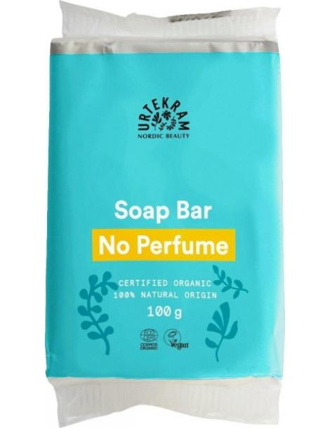 Savon sans parfum 100 gr Urtekram peaux exigeantes et sensibles Herboristerie de paris