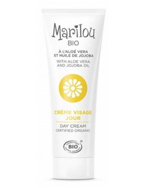 Crème de jour 30 ml Marilou Bio crème hydratante bio Herboristerie de paris