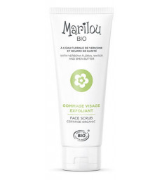 Gommage visage exfoliant 75 ml Marilou Bio