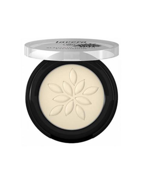 Fard à paupières mineral matt'n cashmere 17  2 gr Lavera maquillage minéral Herboristerie de paris